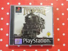 NEW SEALED NEU OVP Railroad Tycoon II Playstation 1 PS1 PSX