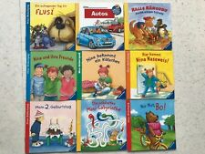 9 Minibücher - Ravensburger Mini-Bilderspaß - Sammlung - Minibuch