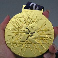 London 2012 Olympic Gold Medal / Ribbons **Free Shipping**