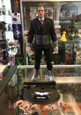 1/6 Scale Armory The Dark Knight Bruce Wayne Action Figure by Hot Toys LOOSE JC