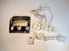 Three Piece Light kit (Combilight) Halogen Accent Lights by Hampton Bay - 120V