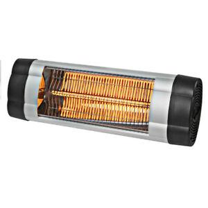 Comfort Zone CZPH10 1500w Outdoor and Indoor Patio Heater