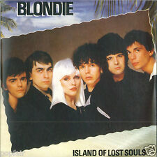 BLONDIE - ISLAND OF LOST SOULS / DRAGONFLY 2004 UK CD SINGLE CARD SLEEVE