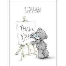 Thank you CLASSROOM ASSISTANT - Small - Tatty Teddy Me to You -  Greeting Card