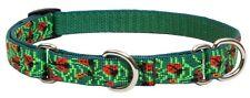 """Lupine Combo Collar 3/4"""" BEETLEMANIA 10""""-14"""" Ladybugs Green Orange Black NWT"""