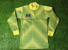 UMBRO ORIGINAL mens 80'S #1 RARE VINTAGE FOOTBALL GOALKEEPER SHIRT JERSEY SIZE S