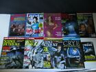 Star Trek Voyager Comics Interview, Playboy, Science Fiction Age Magazines +More