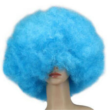 Afro Jumbo Wig Costume Halloween Party Unisex dress up party Wig 12 Colors