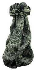 SILENCIADOR Bufanda 9243 en buen Pashmina Lana Heritage Range por pashmina y seda