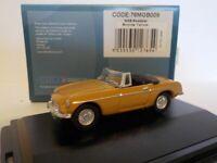 MGB Roadster Bronze Yellow, Oxford, OXF 76MGB009 1/76 New