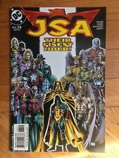 DC Comics  JSA #38 (2002) Geoff Johns