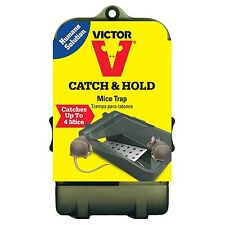 Victor Small Multi Catch Mouse Trap - Rodent Pest Control M333