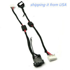 DC POWER JACK HARNESS FOR SAMSUNG 3 SERIES NP365EC5 NP365E5C-S03US DC30100KB00