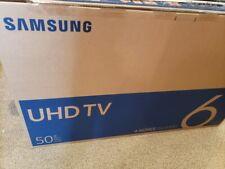 """SAMSUNG UHDTV 50"""" 6 SERIES NU6900 UN50NU6900F 4K SMART LED TV"""
