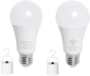 5W Backup LED Light Bulbs With Rechargeable Battery For Daily Use Power Outage