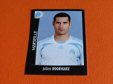 N°219 RODRIGUEZ OLYMPIQUE MARSEILLE OM PANINI FOOT 2008 FOOTBALL 2007-2008