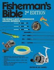 Fisherman's Bible: The World's Most Comprehensive Angling Reference, , Good Book
