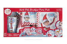 Official Elf on the Shelf® North Pole Breakfast™ Party Pack - Santa's Store