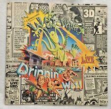 """Autographed Wet Willie """"Drippin' Wet"""" Vinyl"""