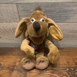 "Vtg Fisher-Price The Puzzle Place NUZZLE DOG Plush Stuffed Animal ~ 15"" 1994"