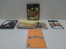 PS2 Grand Theft Auto: San Andreas Special Edition GTA (Complete, 2005)