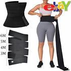 Snatch Me Up Bandage Sweat Wrap Lumbar Waist Support Belt Adjustable Comfortable