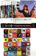 Deadpool CUR near complete rare unc com x2 Dice Masters 160 card & die SET C/U/R