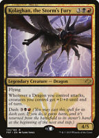 Kolaghan, the Storm's Fury - Fate Reforged NM/M - Combo Dash Dragons EDH