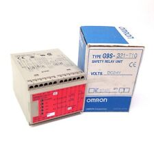 Safety Relay G9S321T10 Omron G9S-321-T10