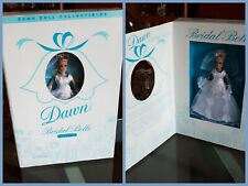 DAWN TOPPER DOLL COLLECTIBLE BRIDAL BELLE REPRO ANNO 2000