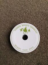 Three Kings Ribbon - 15mm Purple Organza Ribbon - 10m
