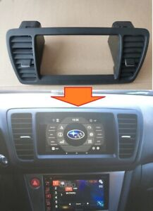 For Subaru Legacy Outback BL BP Bezel Tab Navi Pad Frame Central Console Screen