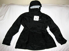 MARMOT Precip WATERPROOF Hike BACKPACK Travel RAIN Hood JACKET Coat WOMENS sz XL