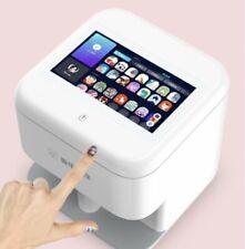 Anjou 3D Nail Printer,Nail Polish,Manicure Smart Phone Control Wifi