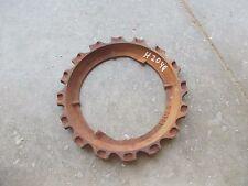 1 Used H2044 Steel / Cast Iron John Deere Planter Bean Seed Plate H 2044