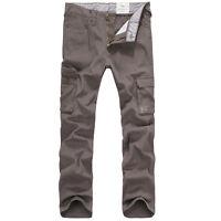 FOX JEANS Men's Beck Casual Regular Fit Cargo Pants SIZE 36