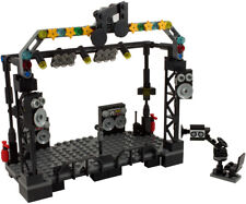 Music Stage - Concert Stand + microphone, speakers +TV Camera | All parts LEGO