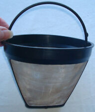 KRUPS REPLACEMENT GOLD COFFEE FILTER