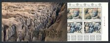 China Prc #1859-63, Complete booklet, Vf, Scott $105.00