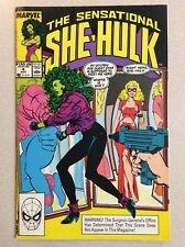 The Sensational She-Hulk #4 (Marvel Comics) Aug. 1989