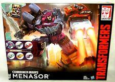 STUNTICONS MENASOR SET of 6 Transformers Generations Combiner Wars G2