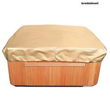 Hot Tub Covers Spa Protection Weather Proof Breathable LightWeight Durable Cover