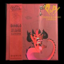 "Diablo DEMON Cute But Deadly COLOSSAL 8"" Vinyl Figure w/Lights WOW!"