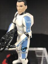 Star Wars TCW Arc Trooper ECHO defend Kamino Battle pack exclusive Loose