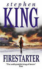 Firestarter, King, Stephen, New Book