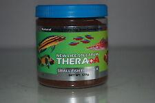 New Life Spectrum Thera  A  Small Fish Formula + Extra Garlic 120g Tub 0.5mm