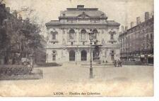 CPA 69 LYON Le Théâtre des Célestins