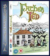 FATHER TED - COMPLETE COLLECTION -SERIES 1 2 3  ***BRAND NEW DVD BOXSET ***