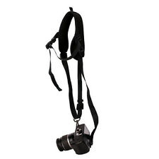 Focus F-1 Quick Rapid Shoulder Sling Belt Neck Strap for Camera SLR Dslr Black