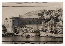 PHOTO - New York Times - ÎLE DE MALTE - FORTERESSE DES CHEVALIERS - Vers 1940.